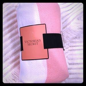 Victoria's Secret blanket